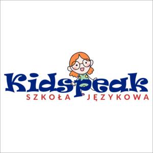 kidspeak logo gotowe2